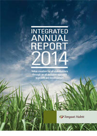 Integrated Annual Report 2014