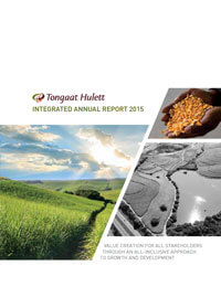 Integrated Annual Report 2015